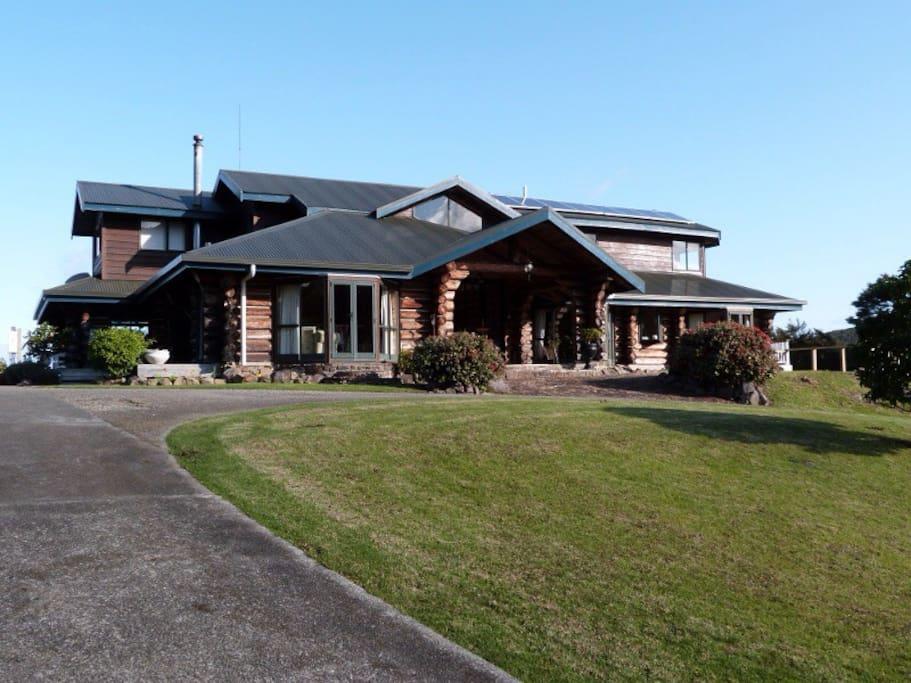 Trillium Lodge guest house