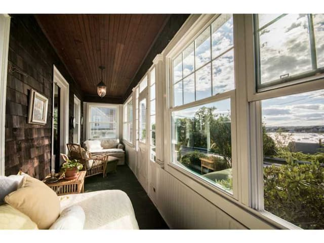 CHARMING, WATERVIEW IN TIVERTON - Tiverton - Casa