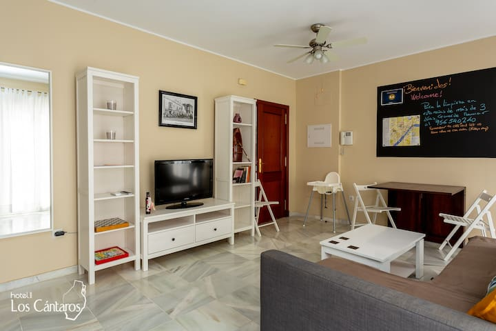 Apartamento Beige
