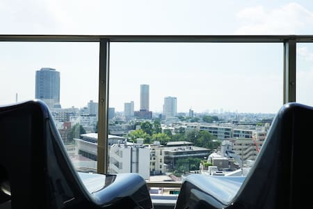 Contemporary Design Room Shibuya_#1 - Shibuya