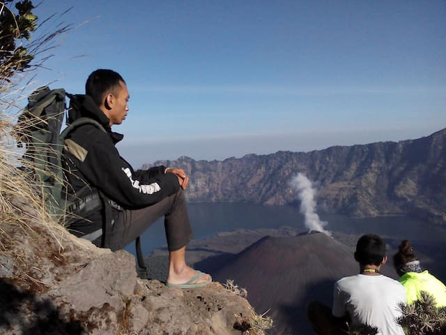 Rinjani Mountain Adventure