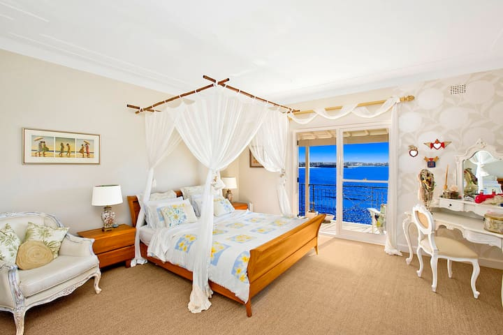 Ocean house Shelly Beach Manly - Manly - Huis