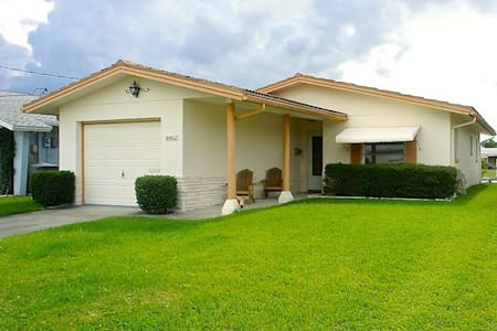 Water Front Home on the Gulf - New Port Richey