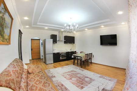 Apartament near Mega Center 19 floor