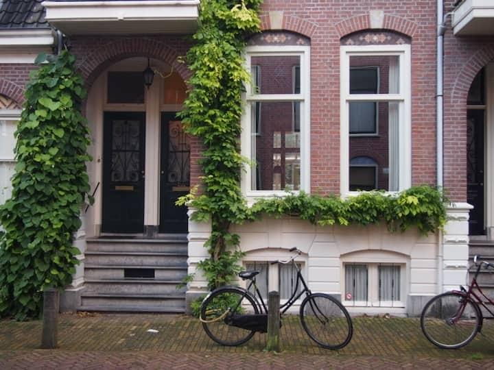 karakteristieke BnB met eigen badkamer  in Utrecht