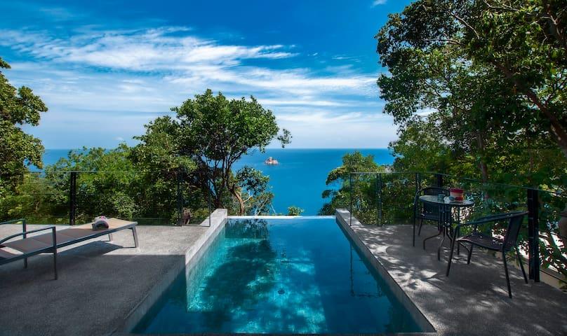Philip's Villa 3 - Ko Tao - Casa