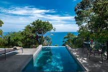 Picture of Villa Sea View with swimming pool