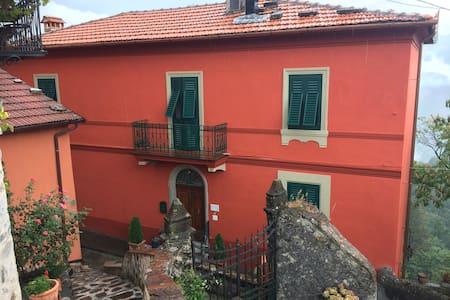 Agnese Residence Bagni Di Luca - Vico Pancellorum - Haus
