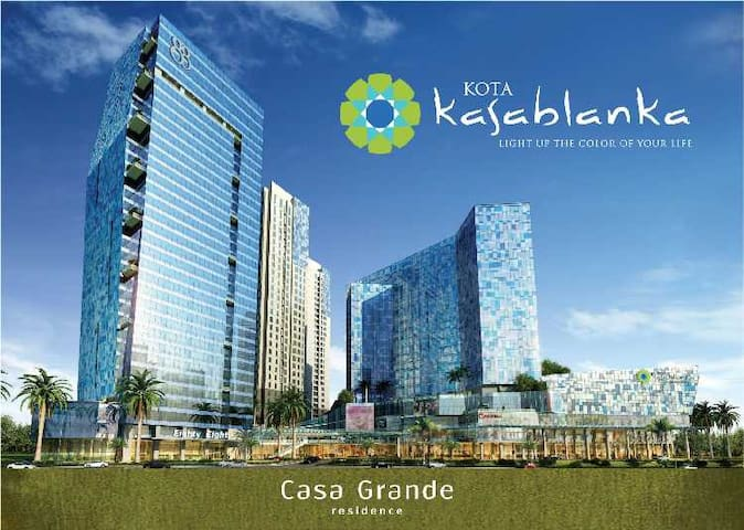 Casa Grande, City, 3 Bedrooms - Tebet - Daire