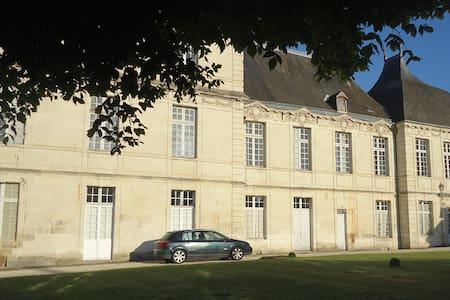 Château de la Rallière (17ème) - Preuilly-sur-Claise - Castle
