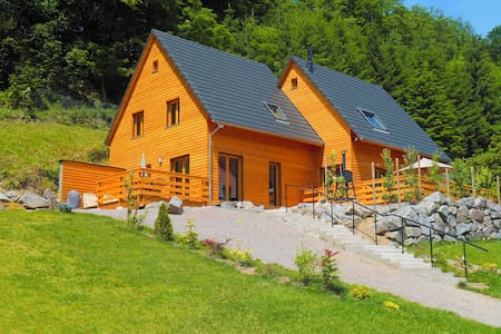 Room type: Entire home/apt Property type: Chalet Accommodates: 5 Bedrooms: 2 Bathrooms: 1