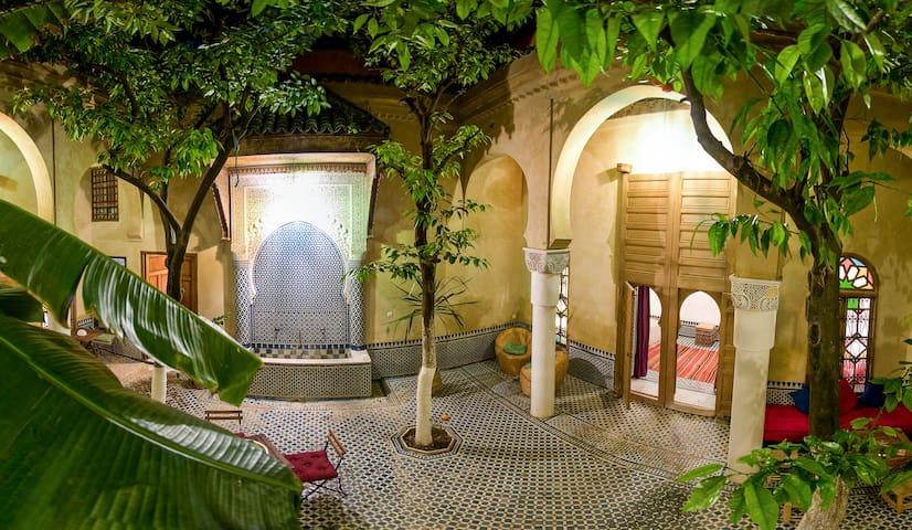La maison d'à côté Suite familiale - Meknes - Rumah