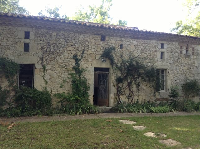Peaceful, Charming House with Swimming Pool - Saint-Maurin - Casa