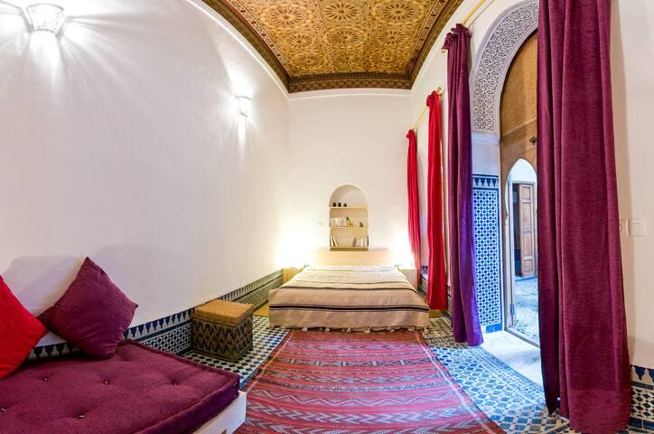 Riad La maison d'à côté - Suite - Meknes - Bed & Breakfast
