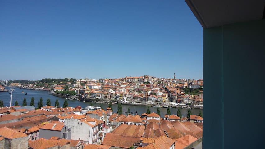 Breath Taking Views + Free Parking - Vila Nova de Gaia