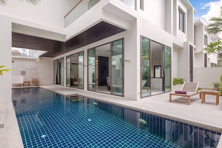 Private New House 550sqm 2 bedroom