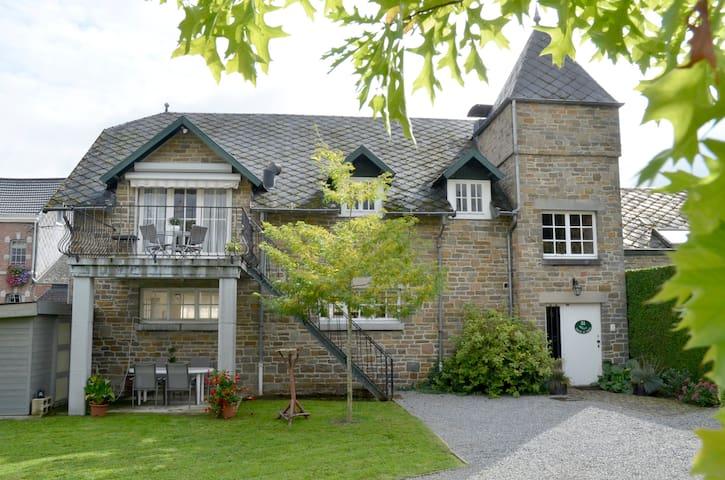Durbuy, Ferriere, Belgium - Hamoir - Ház