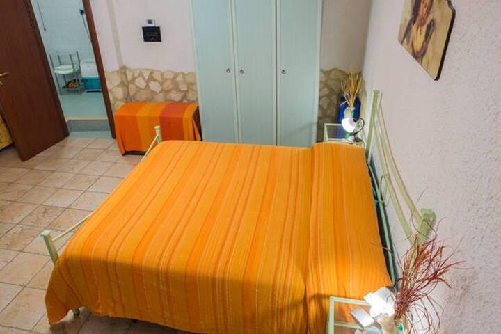 ..B&B La terrazza del Castello **** - Sant'Anatolia di Narco - Bed & Breakfast