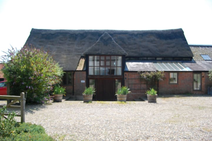 The Barn - Dunwich - Casa