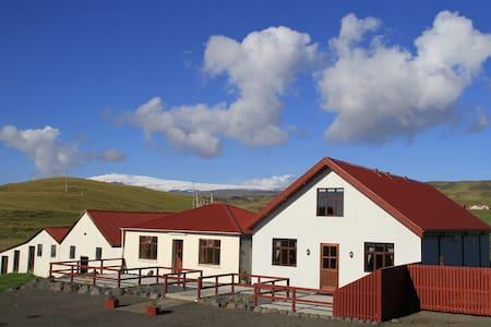 Northern light attic - Mýrdalur - Loft