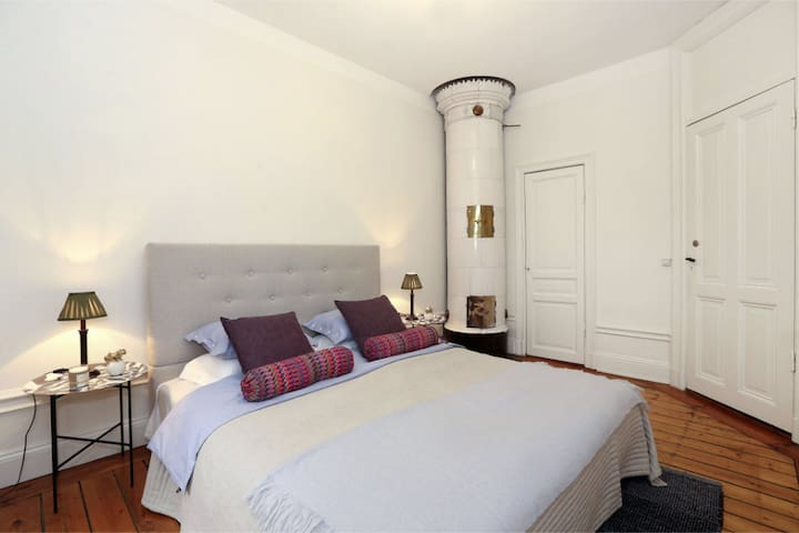 Perfect located appartment for 2(+1 - Stockholm - Apartment