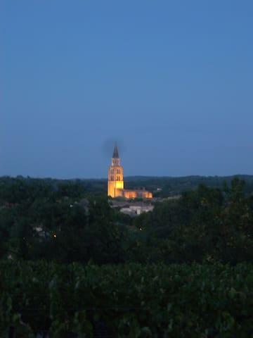 Heart of  Hérault for 1/2 guests - Montagnac - Hus