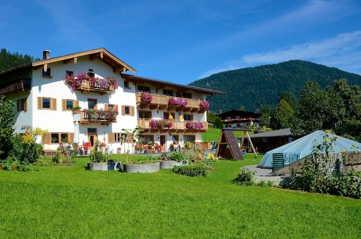 Apartment mit 2 Schlafzimmern - Kirchdorf in Tirol - Appartement