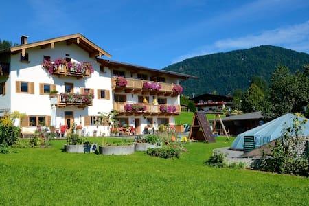 Apartment mit 2 Schlafzimmern - Kirchdorf in Tirol - Leilighet