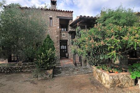 ALT EMPORDÀ Countryside House 6 PAX - Vilanant - Rumah