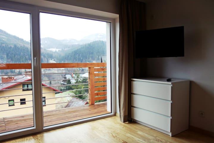 APARTAMENT Z WIDOKIEM - Szczyrk - Apartmen