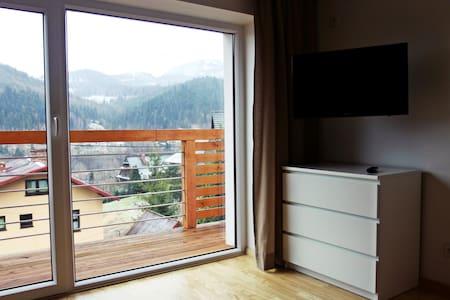 APARTAMENT Z WIDOKIEM - Szczyrk - Apartament
