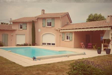 Maison style provencale - La Chapelle-de-Guinchay - House