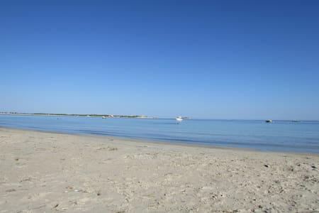 Appartement à 150m de la mer ! - Sa Rocca Tunda - Huoneisto