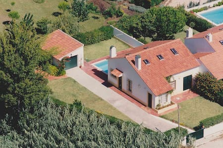 Charming & quiet 3 bedroom house with pool - Colares - Casa
