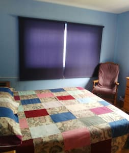 Nice Double Room in Countryside - House
