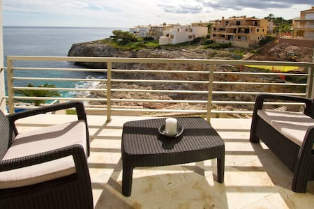 Magrana - Beachfront apartment - Cala Magrana