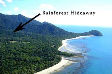 Rainforest Hideaway - Cape Tribulation - Bed & Breakfast
