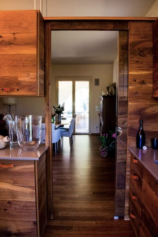 Double bedroom n°1 in a charming eco-chic house - - Castelfranco Piandiscò - Haus