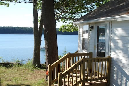 """Cozy Cottage"" - Harpswell - Hus"