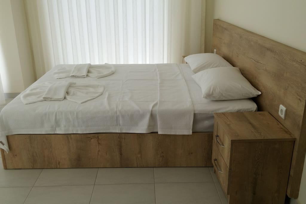 160*200 cm rahat çift kişilik yatak