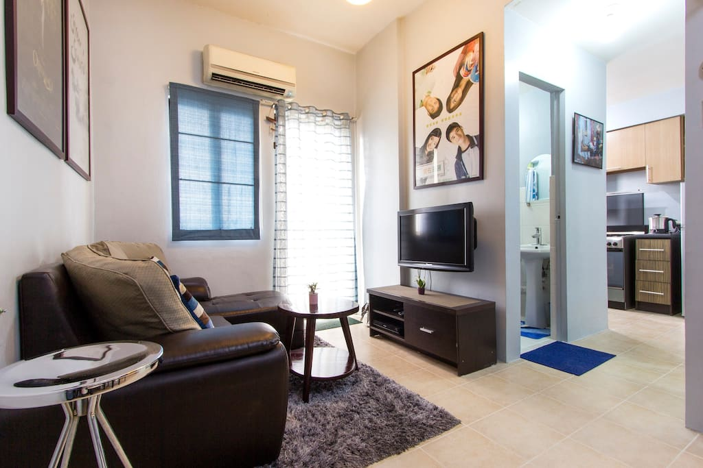 Fully Furnished 1 Br Condo Unit No Wifi Apartments For Rent In Quezon City Metro Manila