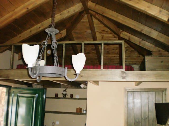 Modern Loft in Livadi - Arachova - บ้าน