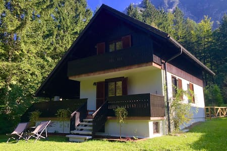 Lake Bohinj - Beautiful cottage - Ukanc