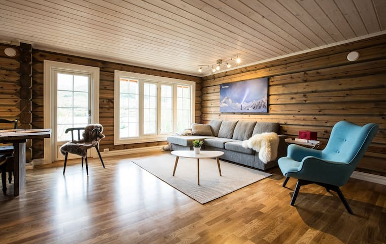 Beautifull mountain lodge,Regndalen - Straumgjerde - Cabana