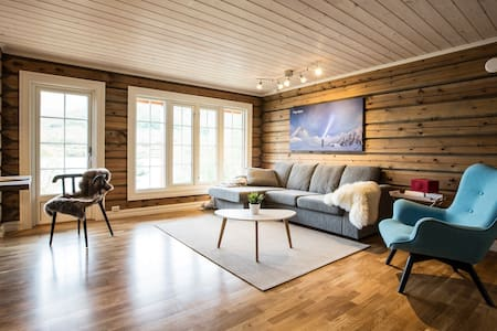 Beautifull mountain lodge,Regndalen - Straumgjerde - 小木屋