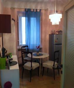 Appartamento in centro ztl - mare - Pesaro - Řadový dům