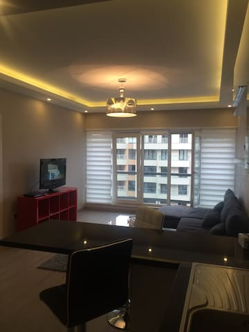 Ankarada ultra lüx residance 1+1 - Çankaya - Apartment