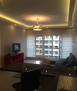 Ankarada ultra lüx residance 1+1 - Çankaya