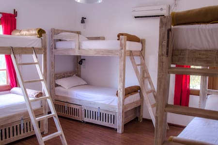 Bed in 6-bed Mixed Dorm - New Bagan