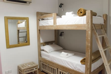 Twin Standard (1 bunk bed) - New Bagan - Bed & Breakfast